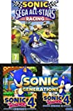 Digital Video Games - Sonic Action Pack [Download]