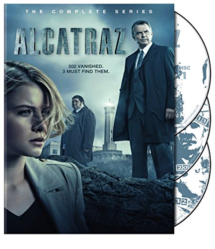 Alcatraz: The Complete Series front-335046