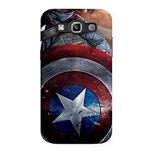 Special Rounded Sheild Back Case Cover for Galaxy Grand Quattro