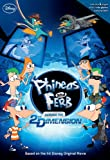 Dan Povenmire Across the 2nd Dimension (Phineas & Ferb (Pb))