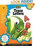 Trace Letters Workbook, Grades Presch...