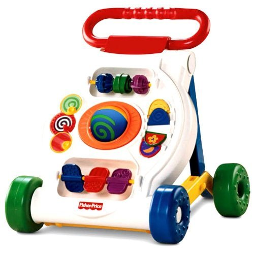 Fisher Price Activity Walker - Develops Balance, Coordination And Fines Motor Skills front-69197