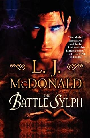 book cover of The Battle Sylph