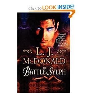 The Battle Sylph (Sylph Series) L. J. McDonald