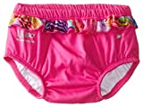 Speedo Unisex-Baby Newborn Swim Diaper, Pink, Large