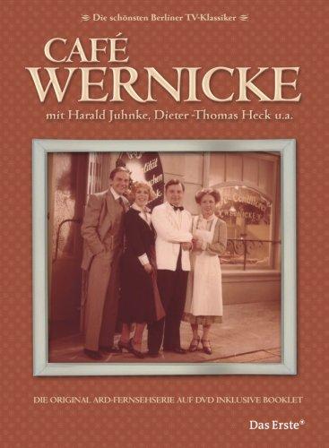 Café Wernicke [4 DVDs]