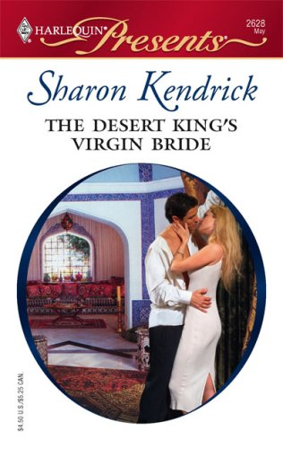 Image for The Desert King's Virgin Bride (Harlequin Presents)