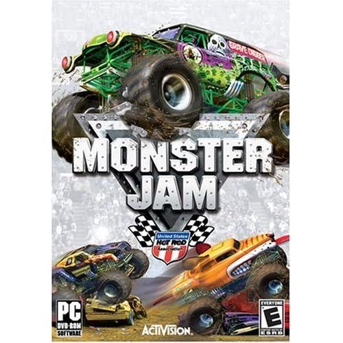 Monster Jam (輸入版)をAmazonでチェック!