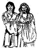 Irish Leine Shirt Pattern