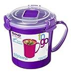 Sistema To Go Microwave Soup Mug - 65...