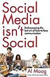 Social Media Isnt Social