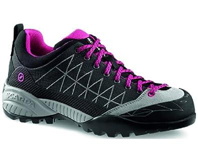 SCARPA Zen Pro Lite GTX Ladies Walking Shoe , Black/Pink, EU37