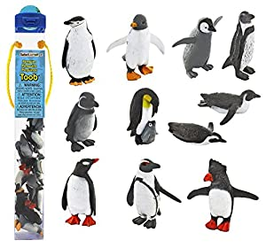 Safari Ltd Penguins TOOB