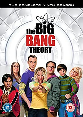 The Big Bang Theory - Season 9 [DVD] [2016]