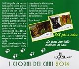 Image de I Giorni dei Cani. Calendario da tavolo 2014