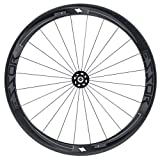 Essor USA Rush Carbon Clincher Track Wheel Set (Front and Rear), 46mm by Essor USA