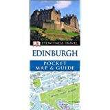 DK Eyewitness Pocket Map and Guide: Edinburgh