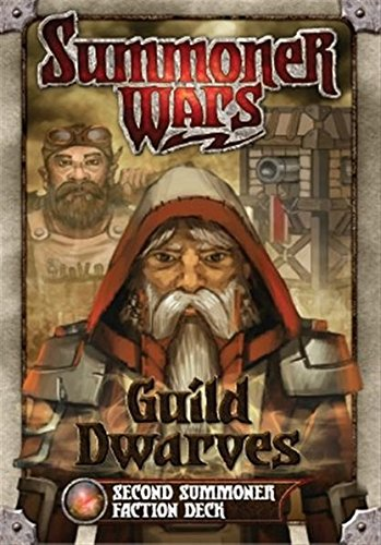 SW Guild Dwarves Second Faction Deck Card Game