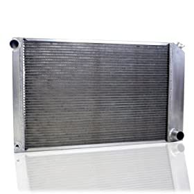 Griffin Radiator 8-00008 Dominator Series Universal Fit Cross Flow Radiator for GM A-G Body