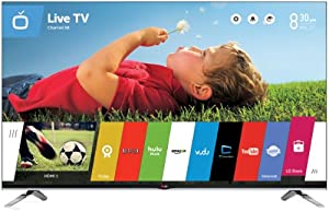 LG Electronics 55LB7200 55-Inch 1080p 240Hz 3D Smart LED TV (Big Game Special)