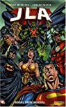 JLA volume 1: New World Order par Morrison