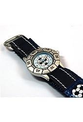 Reflex Navy Football White Dial Boys Watch KID-0052