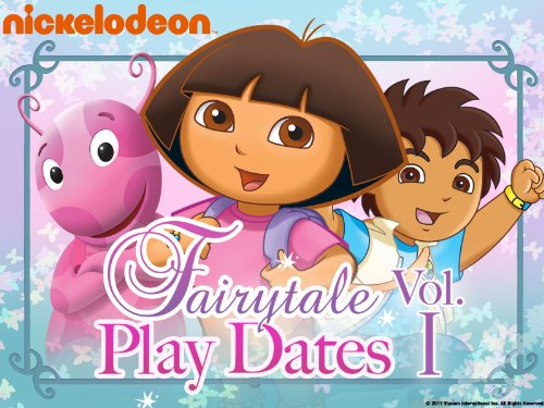Amazon.com: Fairytales Season 1: Dora the Explorer: Amazon Digital
