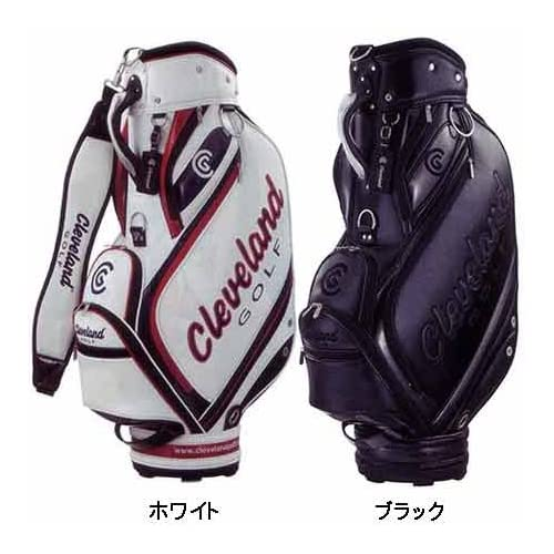 Cleveland GOLF(クリーブランドゴルフ) キャディバッグ ブラック GGC-C009