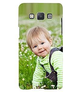 D KAUR Cute Cupcake Back Case Cover for Samsung A5::Samsung Galaxy A5