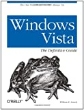 Book Cover For Windows Vista: The Definitive Guide