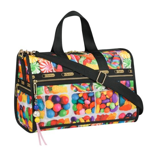 Dylan's Candy Bar LeSportsac Large Weekender in Sugar Cube