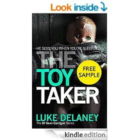 The Toy Taker: Free Sampler (DI Sean Corrigan, Book 3)