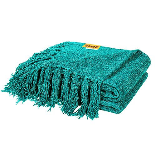 Save 43 Dozzz Decorative Throw Light Weight Chenille