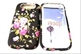Designer Chinese Shabby Chic Vintage SAMSUNG GALAXY S3 I9300 case full cover front and Back