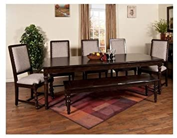 Sunny Designs 1166JV Jefferson Dining Table