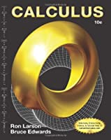 Calculus, 10th Edition Front Cover