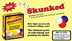 SKUNKED DICE GAME