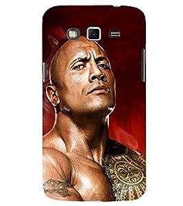 PRINTSHOPPII THE ROCKK Back Case Cover for Samsung Galaxy Grand 2 G7102::Samsung Galaxy Grand 2 G7106