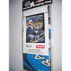 Mark Martin Banner vertical flag 27 x 37 by NASCAR