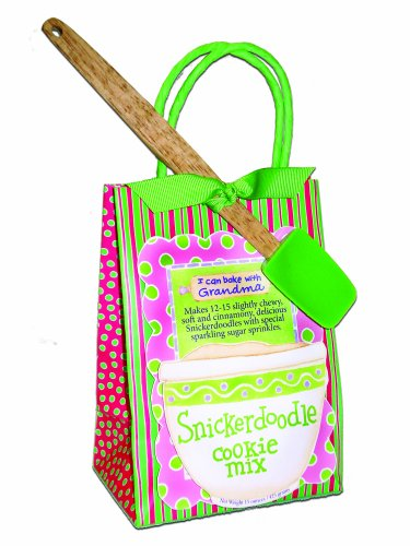 Pelican Bay Baking Mixes Snickerdoodle Cookie Mix, 14-Ounces (Pack of 2)