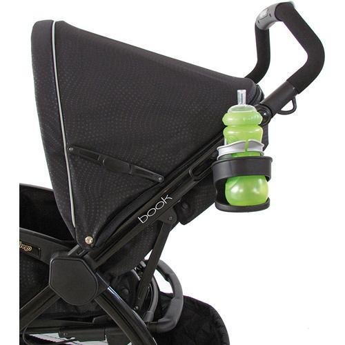 Peg Perego Stroller Cup Holder, Charcoal back-918243