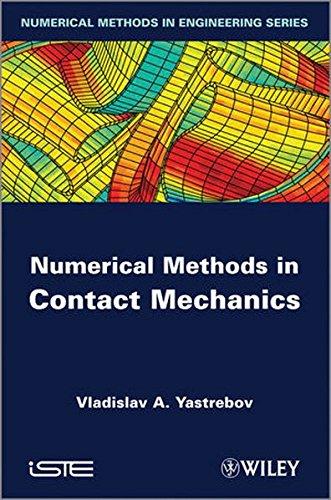 Numerical Methods in Contact Mechanics (Numerical Methods in Engineering)