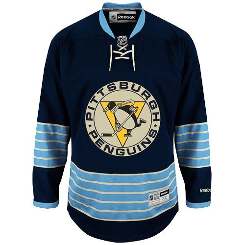 Pittsburgh Penguins Alternate Premier Nhl Jersey
