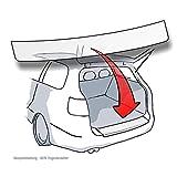 Ladekantenschutz passend für Ford S-MAX / SMax II (2. Generation ab BJ 2015) - TRANSPARENT