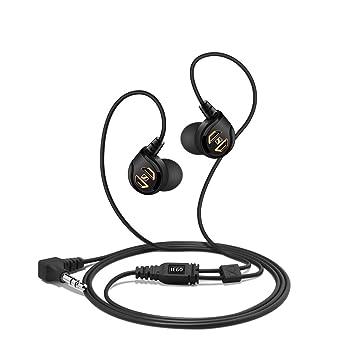 Sennheiser IE 60 Ecouteurs baladeur + jeu de contours d'oreille