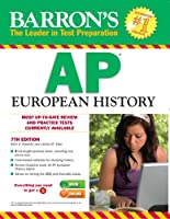 Barron's AP European History, 7th Edition