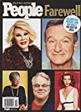 img - for People Farewell 2014 Magazine book / textbook / text book