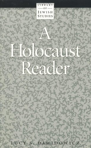 A Holocaust Reader (Library of Jewish Studies)