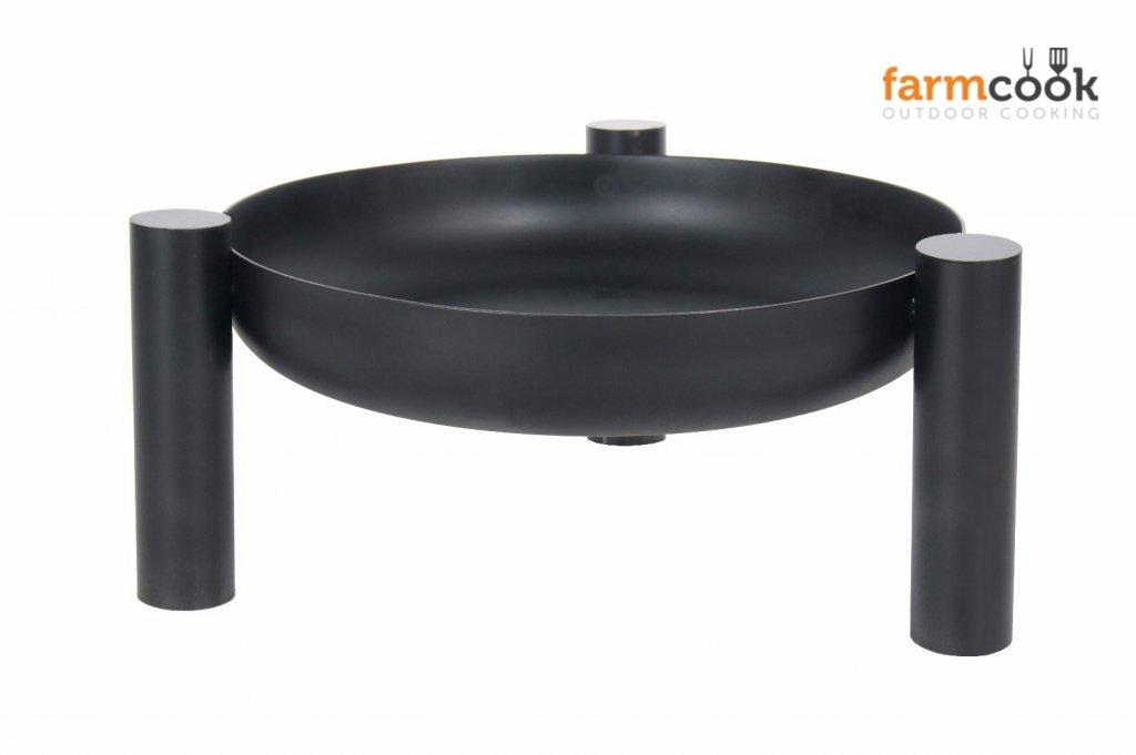 Feuerschale Nortpol Farmcook Modell Pan38 breite 70 cm, Höhe 30 cm günstig