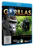 Image de Wilder Planet:Afrika-Gorillas [Blu-ray] [Import allemand]